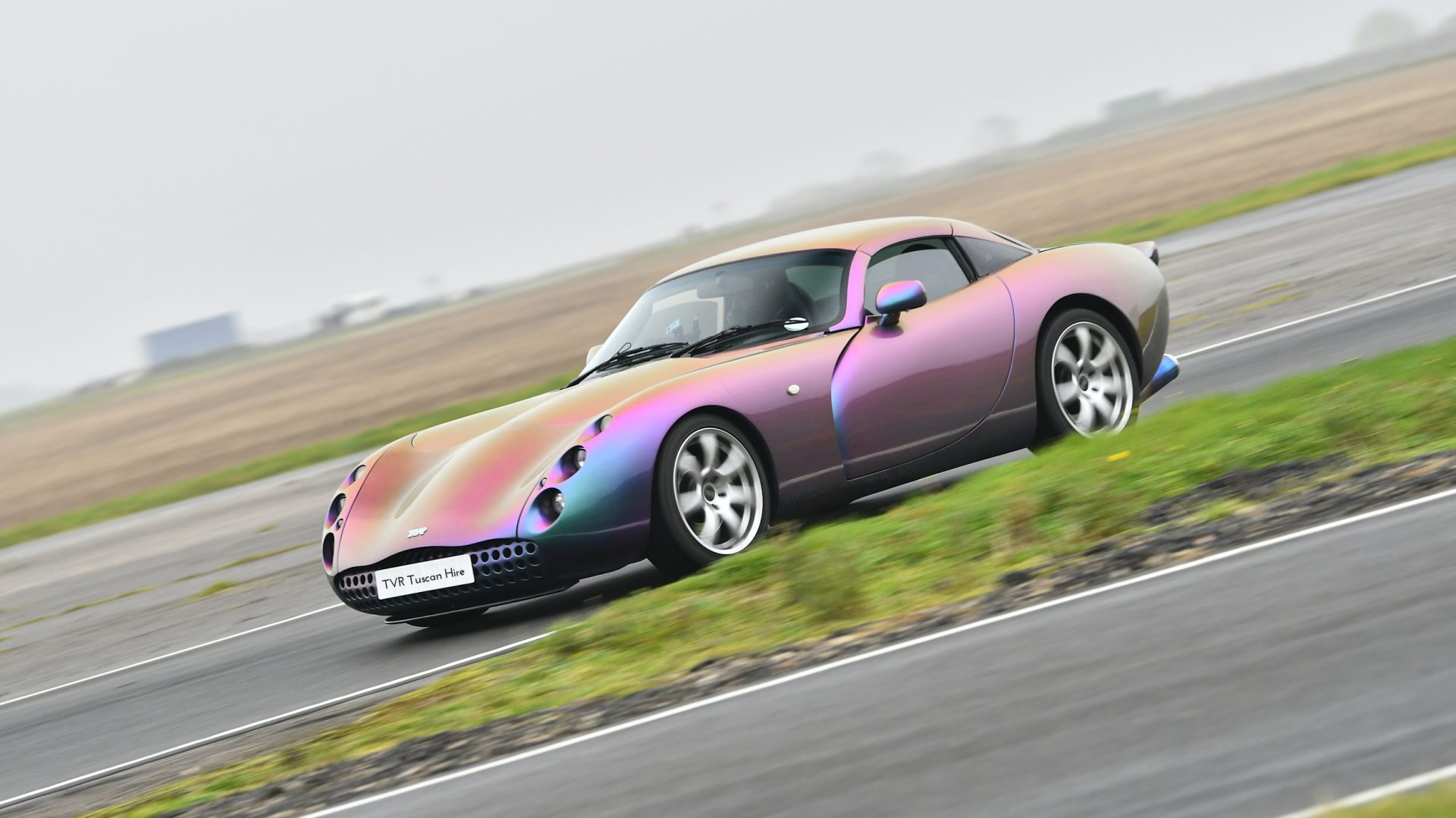 TVR Prom Wedding Car Hire | TVR Tuscan S Available to Hire UK